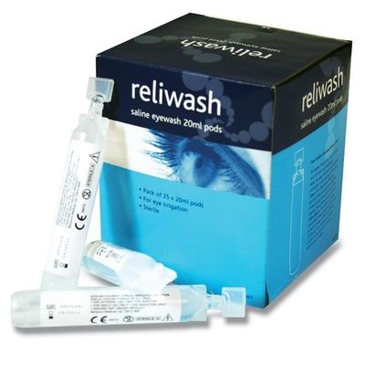 Eyewash Solution 20ml (25)