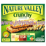 Nature Vall Multi Variety Pack MULTI 5pk x 5