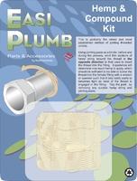 Easi Plumb Hemp & Compond Kit