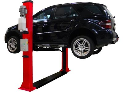 TARANTO 2 Post Car Lift 4 Ton 230v Single Phase