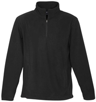 Mens Trinity Fleece 1/2 Zip Top 200gsm