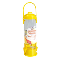 KINGFISHER WILD BIRD SEED FEEDER STANDARD