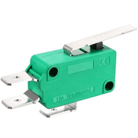 Switch | Micro Switch with 38mm Level Plate 3 Pins 16A 125VAC
