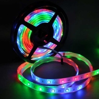BSR-5050EP-150RGBD | Strip Led 5M - 150 Leds (5050) RGB DIGITAL
