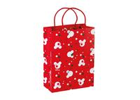 BAG DISNEY RED 270x110x350 (PACK 100)