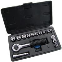 Amtech 16Pc 1/4'' Drive Socket Set