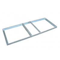 Non Pen large Flat Roof Dish Mount Frame