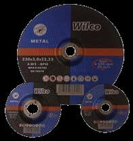 NO 10 9 FLAT METAL CUTTING DISC