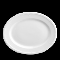 Plate/Platter Oval 20.3cm Carton of 12