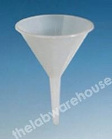 CONICAL FUNNEL PP LIGHTWEIGHT 120MM TOP DIA