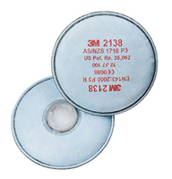 3M P3R Particulate Filters