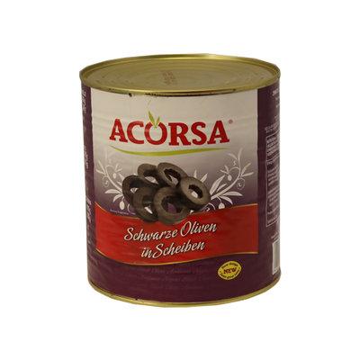Tin Olives (Black/Sliced)-Pathos-(3kg)