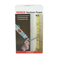 Evo-Stik System Foam Kit