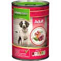Natures:Menu Beef & Chicken Dog Can 400g x 12