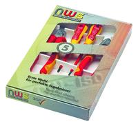 VDE 4Pc Set 2 Screwdrivers / 2 Cutters