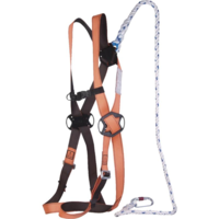 Delta Plus ELARA130 Fall Restraint Kit (Size S-L)