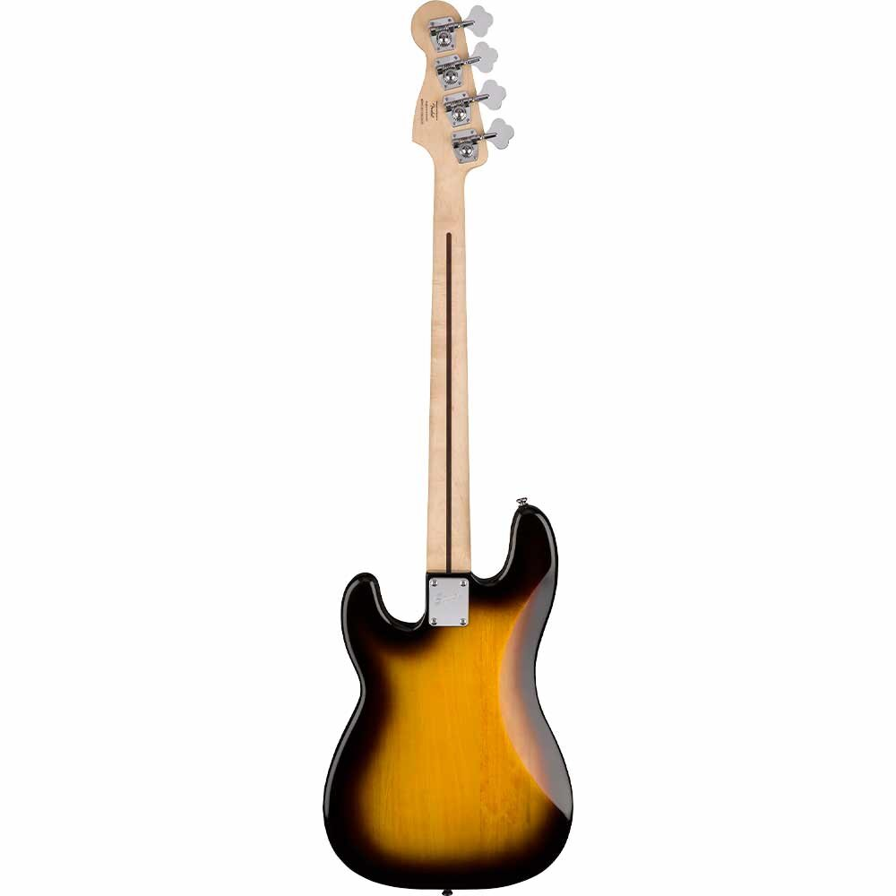 Squier Affinity Series Precision Bass PJ Pack - Brown Sunburst with Laurel Fingerboard Kit