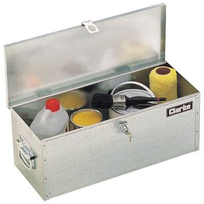 CLARKE Galvanised Trailer Tool Box  CTB20 7631055