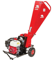 CAMON C50i Portable Wood Chipper