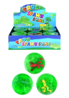 Slime Frog W/eggs CDU of 24