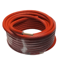 Q-PEX Plus+ EasyLay 50m x 1 Insulated Coil Red