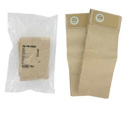 Lindhaus 450 /  Trewax Up550 Paper Bags (Pack Of 10)