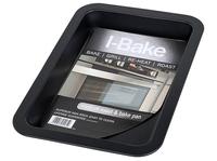 I-BAKE N/S MED ROAST- BAKE PAN