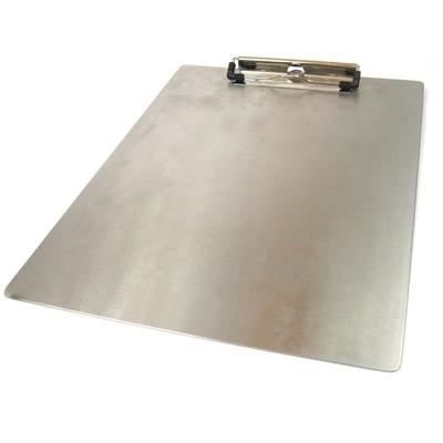 Clip Board for Cage Door - Metal  23 x 30cm