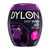 Dylon Pod Machine Dye Deep Violet 30 350G
