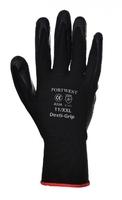 Portwest Nitrile Foam Glove, Black, Pair