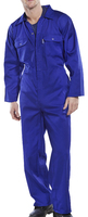 Overall - Poly Cotton Royal Blue