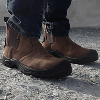 Bodytech Arizona Brown Dealer Boot