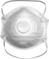 FFP2 Valved Mask Cup Type