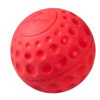 "Rogz Asteroidz Medium Ball - Red 2½"" x 1"