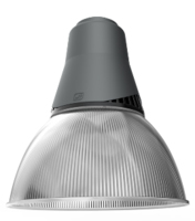 ANSELL Deco High Bay LED 96W - PC Refractor