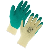 Supertouch Topaz Glove, Green