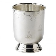 Prince' Julep Cup Silver Plated 12.25oz