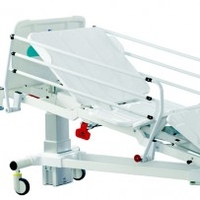 Standard Height Siderails for Innov8 iQ Hospital Bed