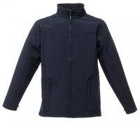 Regatta Uproar Softshell Jacket, Navy C/W KN Logo