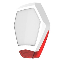 Texecom Odyssey X3 Cover (White/Red) WDB-0002