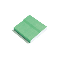Moisture Resistant Plasterboard 12.5mm 2.4x1.2m