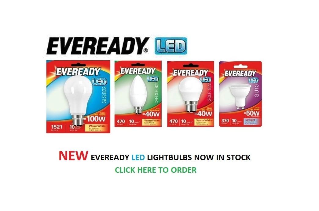 NEW EVEREADY LED