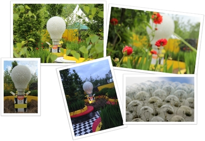 Photos & Facts - Solus garden @ Bloom in the Park