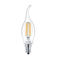 Philips 5W LED E14 Tipped Candle Lamp