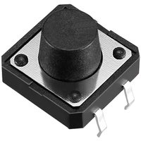 Switch | Tact Switch Large 12x12x8mm 4 Pins