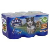 Butchers Cans Variety Pack (Loaf) 400g 6-pk x 4