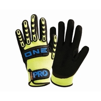 Pro One Foam Nitrile Foam Palm Glove