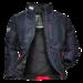 Helly Hansen Evening Blue Crew Mid Layer Jacket