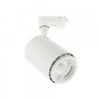 18W COB LED Tracklight 3 in 1