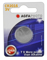 AgfaPhoto Lithium Coin Battery CR2016